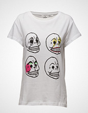 Cheap Monday Have Tee Personal Skull
