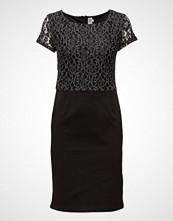 Saint Tropez Mix Fabric Dress