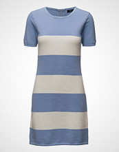 Gant O2. Block Stripe Cotton Pique Dress