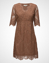 Cream Adriana Lace Dress