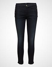 J Brand 8580o208 Zion Mid Rise Skinny W/Button Pockets