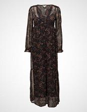 Cream Balara Long Dress