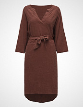 Rabens Saloner Cover Seam Kimono Dress