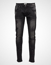 Shine Original Slim Fit Jeans Dark Black