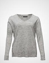 Violeta by Mango Metal Thread Sweater