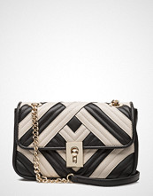 Mango Quilted Cross-Body Bag