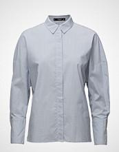 Mango Stripes Cotton Shirt