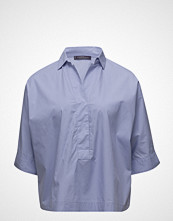 Violeta by Mango Flared Cotton Shirt