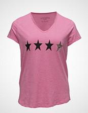 Violeta by Mango Star Flecked T-Shirt