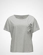 Violeta by Mango Pocket Cotton T-Shirt