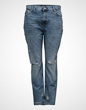 Violeta by Mango Mom-Fit Vero Jeans