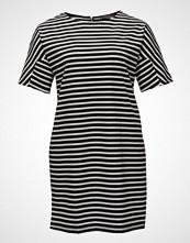 Violeta by Mango Striped Shift Dress