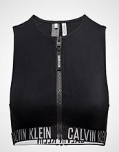 Calvin Klein Cropped Rash Vest 00