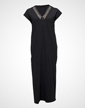 Violeta by Mango Openwork Panel Dress