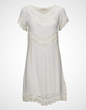 Cream Ragnhild Short Dress