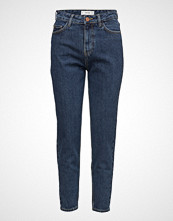 Mango Relaxed Cropped Mom Jeans