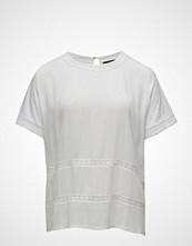 Violeta by Mango Openwork Panels T-Shirt
