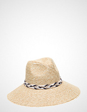 Mango Straw Fedora Hat