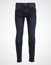 Mango Man Slim-Fit Dark Wash Jan Jeans