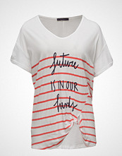 Violeta by Mango Knot Detail T-Shirt