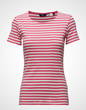 Gant Striped Rib S.S. T-Shirt