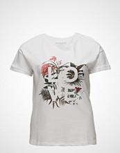 Violeta by Mango Image Cotton T-Shirt