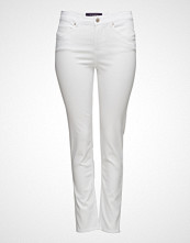 Violeta by Mango Slim-Fit Julie Jeans