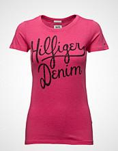Hilfiger Denim Thdw Basic Cn T-Shirt S/S 11