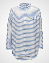 Lee Jeans Elongated Shirt Workwear Blue