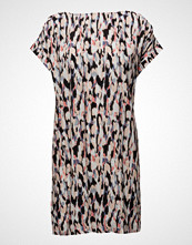 Saint Tropez Animal Printed/ Solid Dress