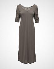 Cream Chima Dress