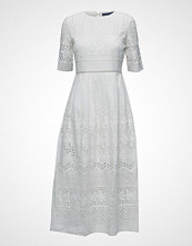 French Connection Hesse Broderie Ss Maxi Dress