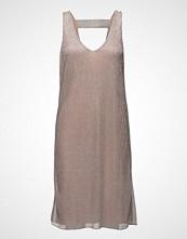 Saint Tropez Pleated Shimmer Dress