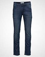 Shine Original Tapered Fit Jeans Clean Blue