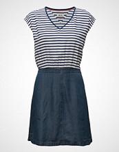 Hilfiger Denim Thdw Mix Fabric Dress S/S 20