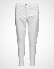 Fiveunits Angelie 238 Zip, White Jeggin, Pants