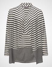 Violeta by Mango Striped Linen Cardigan