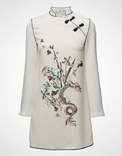 Mango Oriental Print Dress