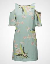 Mango Floral-Print Flowy Dress