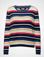 Tommy Jeans Thdw Cn Stripe Sweater L/S 19