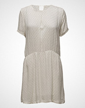 Stig P Liv Dress With Buttons Back