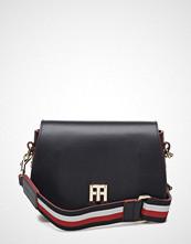 Tommy Hilfiger Th Twist Saddle Bag Leather Corpera