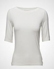Whyred Mondie T-shirts & Tops Short-sleeved Hvit Whyred