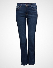 Violeta by Mango Slim-Fit Straight Theresa Jeans