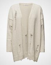 Mango Decorative Rips Cotton Jacket