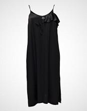 Violeta by Mango Flowy Ruffled Dress