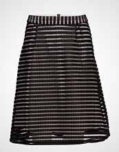 Saint Tropez Skirt With Holed Outer Layer