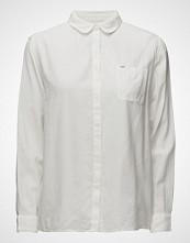 Lee Jeans Plain Shirt White Canvas