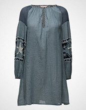 Scotch & Soda Sheer Cotton Tunic Dress With Special Embroideries