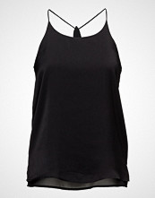 Scotch & Soda Silky Feel Tank Top With Sheer Inner Layer